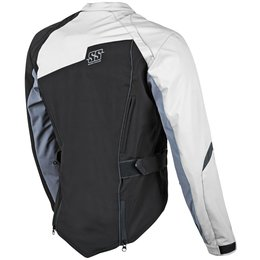 Speed & Strength Womens Backlash Armored Textile Jacket White