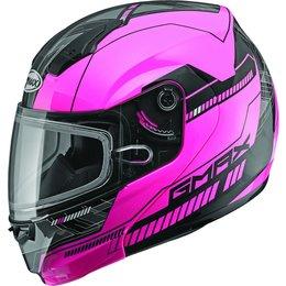 GMAX 04 Modular Snowmobile Helmet Black