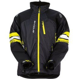Arctiva Mens Mechanized Insulated Snowmobile Jacket Black