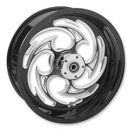 Black Rc Components Savage Eclipse Wheel Rear 18x8.5 Fxcw C