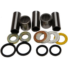 All Balls Swing Arm Bearing And Seal Kit 28-1037 For Honda CR250R CRF450R