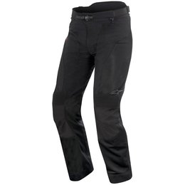 Alpinestars Mens Sonoran Air Drystar Lined Armored Textile Overpants Black