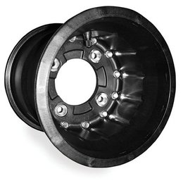 Hiper Wheel CF1 Racing Front Non Beadlock 10x5 3+2 Offset 4/156 Bolt Black