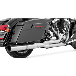 Vance & Hines Hi-Output 2 Into 1 Full Exhaust System For Harley Touring 27533