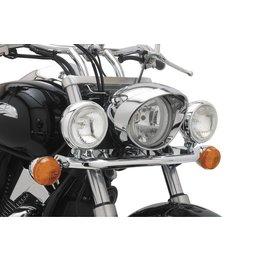 Cobra Light Bar Chrome For Honda Shadow 750 Aero 04-09