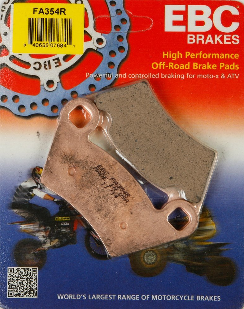 2013 Polaris 500 Sportsman Front And Rear Brakes Brake Pads