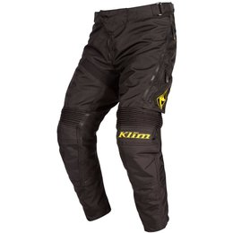 Klim Mens Dakar In The Boot MX Offroad Textile Riding Pants Black
