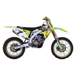 New Ray Toys Suzuki RM-Z450 Yoshimura Dirt Bike Toy 1:12 James Stewart 57677
