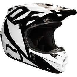 Fox Racing Mens V1 Race MX Helmet Black