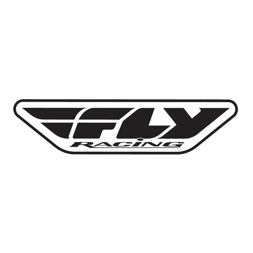 $58.95 Fly Racing Corporate Logo Sticker Decal #198906