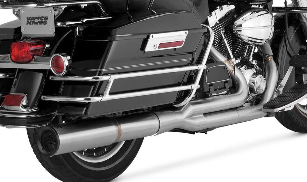 $1,499 99 Vance & Hines Hi-Output 2 Into 1 Full Exhaust #973168