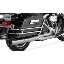 Vance & Hines Hi-Output 2 Into 1 Full Exhaust System For Harley Touring 27535