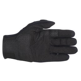 Black Alpinestars Mens Spartan Textile Gloves 2014