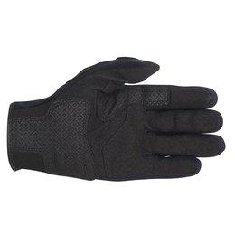 Black Alpinestars Mens Spartan Textile Gloves 2014
