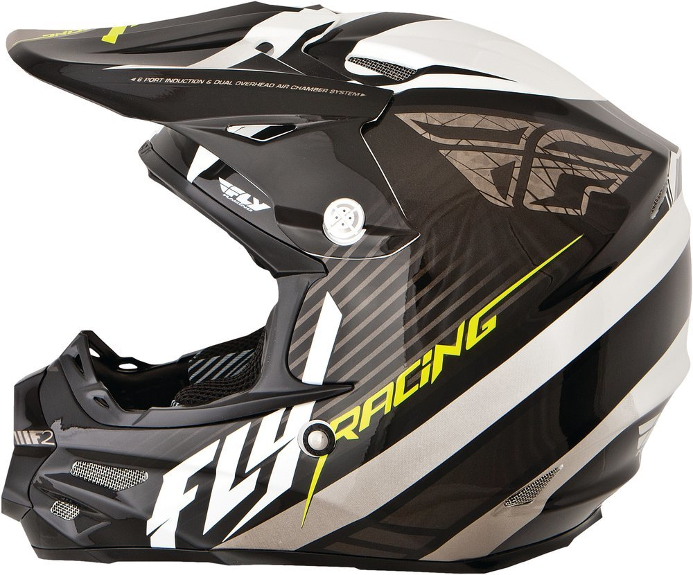 Fly Racing Comfort Liner for F2 Carbon Helmets Medium