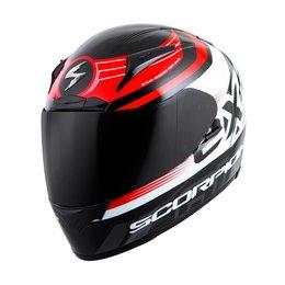 Scorpion EXO-R2000 Fortis Full Face Helmet Black
