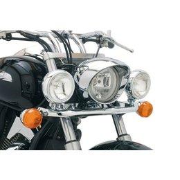 Cobra Light Bar Chrome For Honda VTX1800F/N 04-08