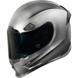 Icon Airframe Pro Quicksilver Full Face Helmet Silver