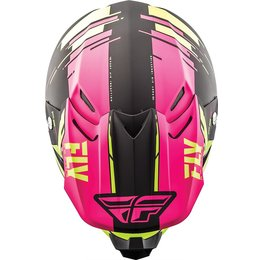 Fly Racing F2 Carbon Forge MIPS Helmet Pink