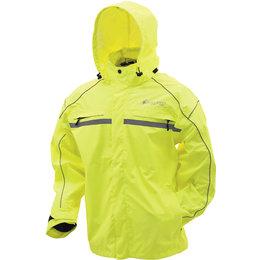 Frogg Toggs Mens Java 2.5 Illuminator Rain Jacket Yellow