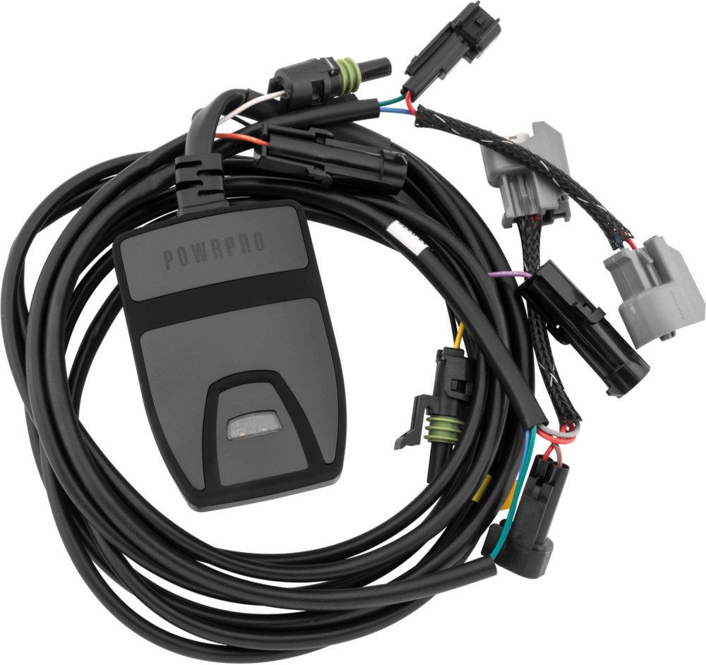 $519 99 Cobra Fi2000 PowrPro Black Fuel Management Tuner #1096607