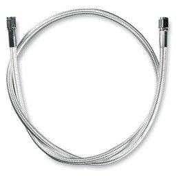 Silver Magnum Sterling Chromite Ii Universal Brake Line 9 In