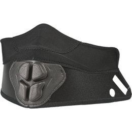 Black Fly Racing Replacement Breath Guard For F2 Carbon Helmet
