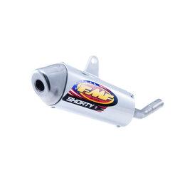 FMF Powercore 2 Shorty Silencer For Husqvarna KTM Aluminum 025187 Unpainted