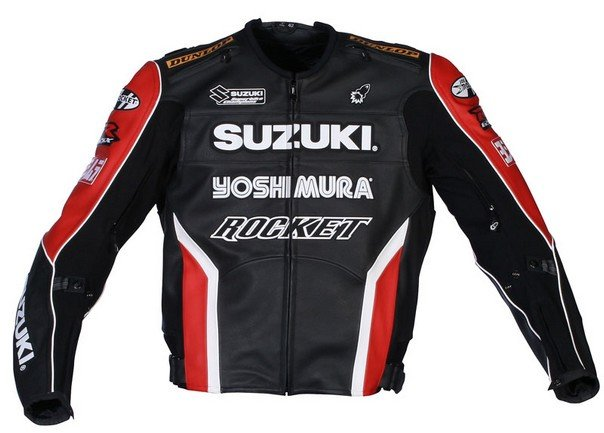 Half Jacket 2 0 >> $499.99 Joe Rocket Suzuki Replica Superbike Jacket #31979
