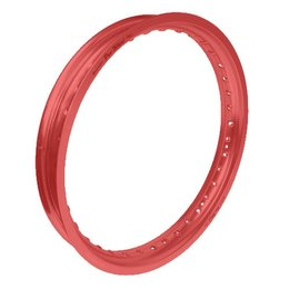 Pro-Wheel Rear Rim For Big Bike 2.15x19 Aluminum Red For KTM 125 SX Suz RM-Z450