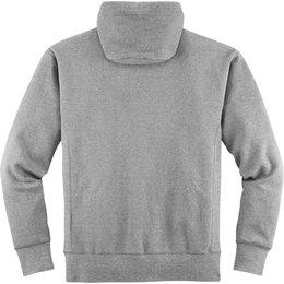 Icon Mens R.A.U. Pullover Hoody Grey