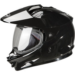 Black Gmax Gm11d Dual Sport Helmet