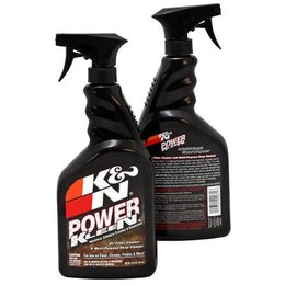 K&N POWER KLEEN CLEANER/DEGREASER 32 OUNCE UNIVERSAL