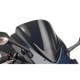 Puig Racing Windscreen Dark Smoke For Suzuki GSX-R600 GSX-R750 2006-2007