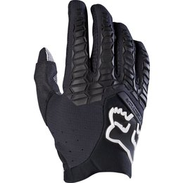 Fox Racing Mens MX Pawtector Gloves Black