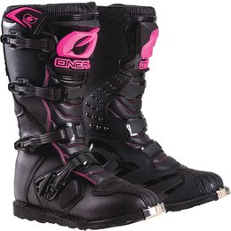 Oneal Womens Rider MX Boots Black