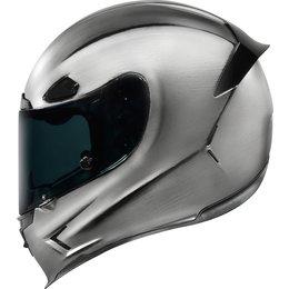 Icon Airframe Pro Quicksilver Full Face Helmet Silver