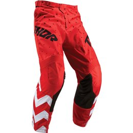 Thor Mens Pulse Stunner Pants Red