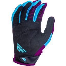 Fly Racing Mens Kinetic Shield Gloves Purple