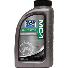 Bel-Ray MC-1 Full Synthetic 2T Engine Oil 12.8oz 99400-B355 Unpainted