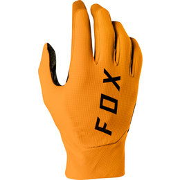 Fox Racing Mens Flexair Gloves Orange