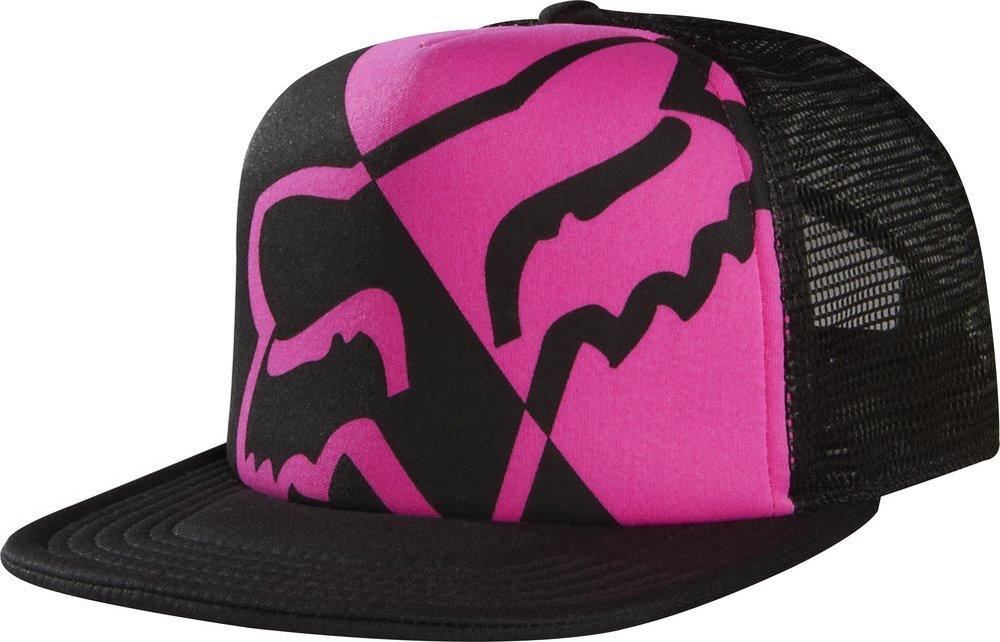 19 50 fox racing womens integrate adjustable trucker hat