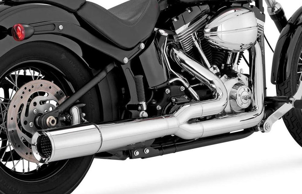 $849 99 Vance & Hines Pro Pipe 2 Into 1 Full Exhaust #973174