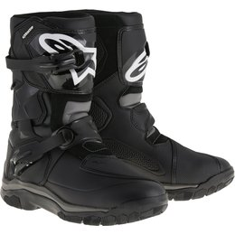 Alpinestars Mens Belize Drystar Lined Leather CE Riding Boots Black