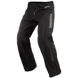 Klim Mens Torrent Gore-Tex Ventilated Textile Over Riding Pants Black