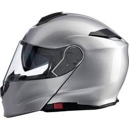 Z1R Solaris Modular DOT Approved Helmet Silver