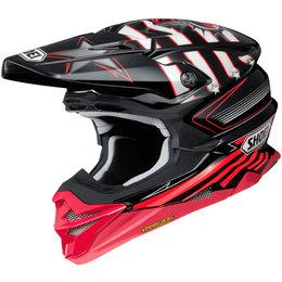 Shoei VFX-EVO Grant 3 MX Helmet Red