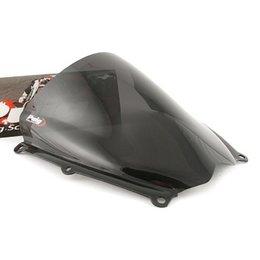 Puig Racing Windscreen Dark Smoke For Suzuki GSX-R1000 GSXR 1000 2007-2008