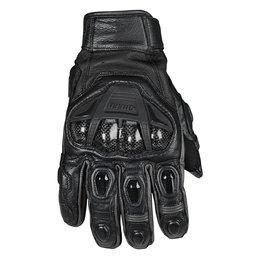 Black Speed & Strength Mens Full Battle Rattle Leather Gloves 2015