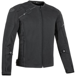 Speed & Strength Mens Light Speed Armored Textile Jacket Black